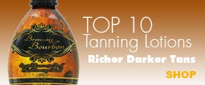 Top Tanning Lotions For 2014