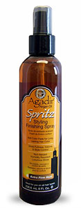 Agadir Argan Oil Spritz Finishing Spray From Lotion Source