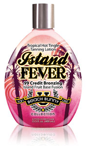 Tan Asz U Island Fever Tanning Lotion