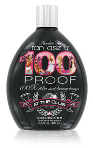 Tan Asz U 100 Proof Bronzer Tanning Lotion