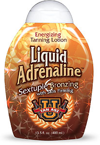Tan Asz U Liquid Adrenaline Tanning Lotion From Lotion Source