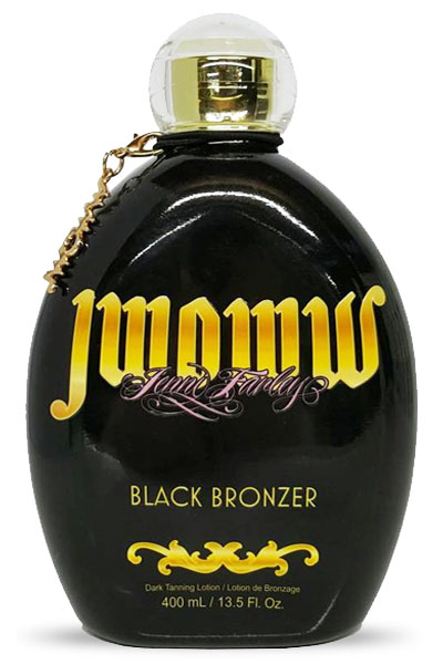 Jwoww Black Bronzer Lotion Will Have You Turning Heads And