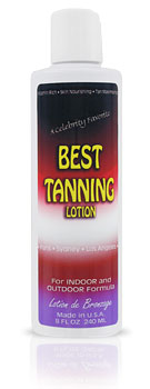 Best Tanning Lotion A Celebrity Favorite