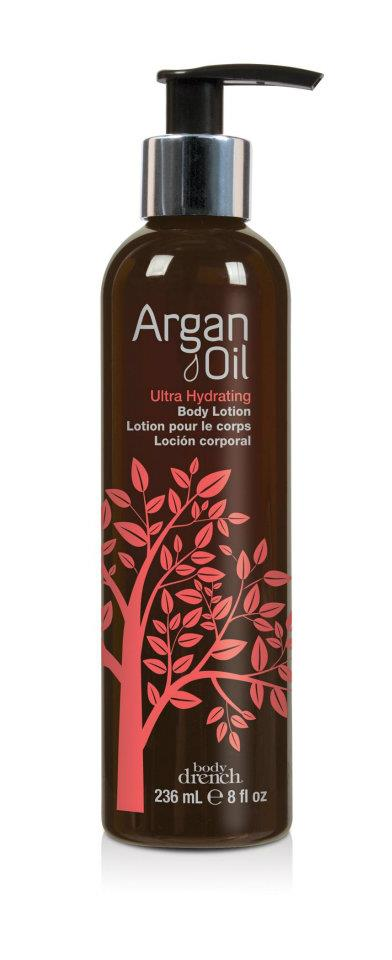 Body Drench Argan Oil Body Lotion Ultra Hydrating Body