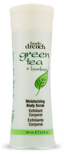 Body Drench Green Tea Bamboo Body Scrub From Lotion Source