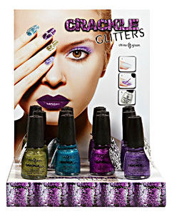 China Glaze Crackle Glitter Nail Polish From Lotion Source