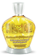 Designer Skin 14 Karat Bronzing Lotion From Lotion Source