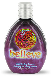 Designer Skin Believe Tanning Lotion From Lotion Source