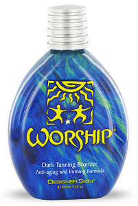 Designer Skin Worship Tanning Lotion From Lotion Source