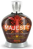 Designer Skin Majesty Tanning Lotion From Lotion Source