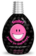 Designer Skin Smile Your Darker Bronzing Lotion From Lotion Source