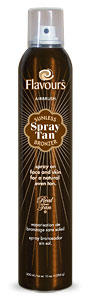 Flavours Sunless Spray Tan From Lotion Source