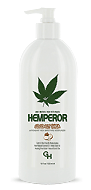 Hemperor Coconut Oil Shea Butter Hemp Seed Moisturizer