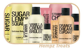 Hempz Treats Moisurizers From Lotion Source
