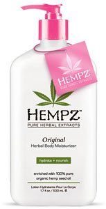 Hempz Pink Ribbon Original Moisturizer Lotion From Lotion Source