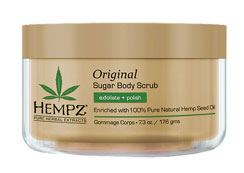 Hempz Original Sugar Body Scrub