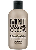 Mint Chocolate Cocoa Hempz Treats Lotion From Lotion Source