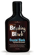 Ultra Dark Black Intense Bronzer Tanning Lotion From Lotion Source