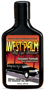 West Palm Big Ego 96xxx Bronzers From Lotion Source