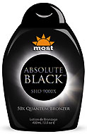 Most Absolute Black Bronzing Lotion From Lotion Source