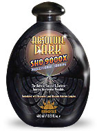 Most Absolute Dark SHO 9000x Tanning Lotion From Lotion Source