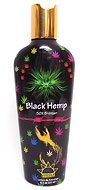 Most Black Hemp 50x Bronzer Tanning Lotion