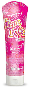Pro Tan True Love 4 Ever Tingle Bronzer Tanning Lotion From Lotion Source