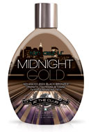Tan Asz U Midnight Gold Tanning Lotion