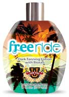 Outlaw black sextuple bronzer tanning lotion, hot peru nude