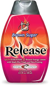 Brown Sugar Release Tanning Lotion From Lotion Source