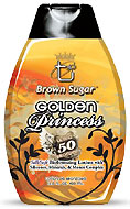 Brown Sugar Golden Princess Bronzer Tanning Lotion From Lotion Source