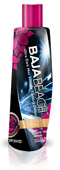 Black Sugar Baja Beach Tanning Lotion