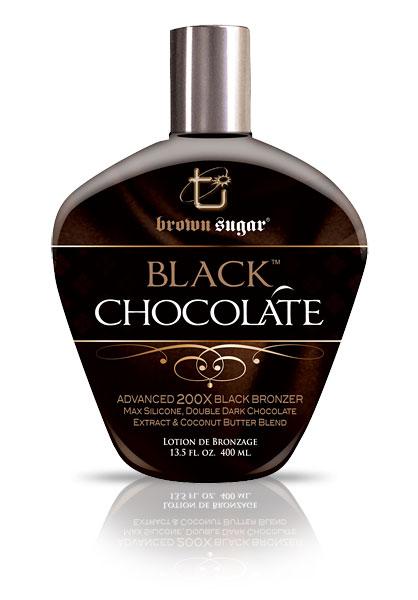 Brown Sugar BLACK CHOCOLATE 200x Advanced Bronzer will ...