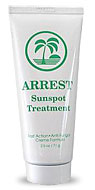 Arrest Sunspot Treatment From Lotion Source
