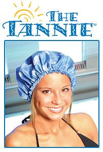 The Tannie UV Blocking Hair Bonnet From Lotion Source