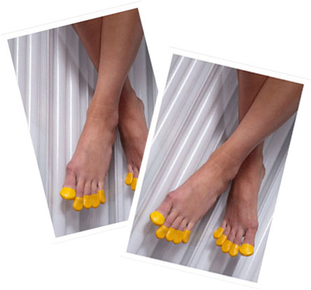Toe Savers UV Protection For Nails From Lotion Source