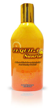 Tequila Sunrise Tanning Lotion